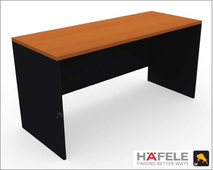 โต๊ะทำงาน โล่ง ขนาด 120(ก) ซม. (เฟอร์นิเจอร์สำนักงาน)