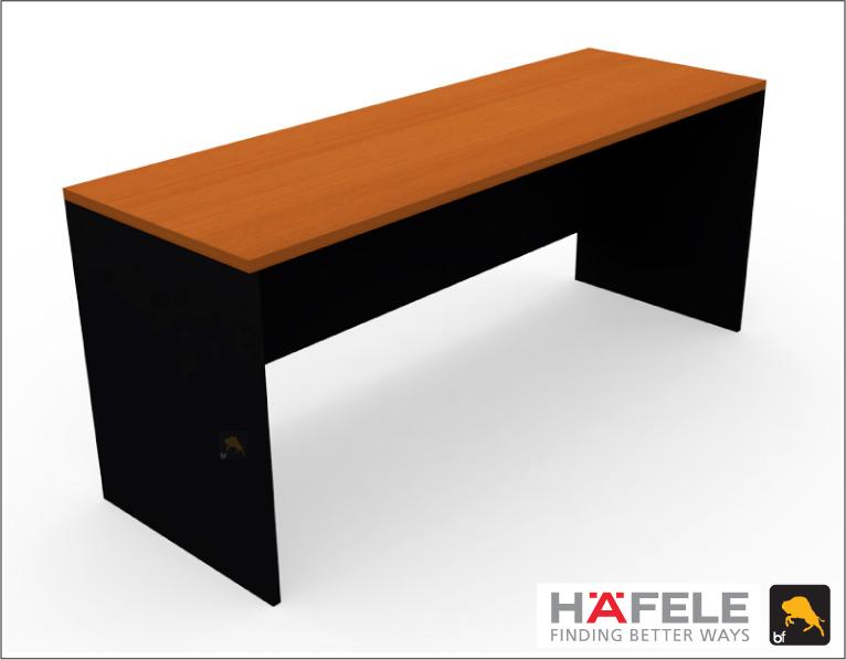 โต๊ะทำงาน โล่ง ขนาด 180(ก) ซม. (เฟอร์นิเจอร์สำนักงาน)