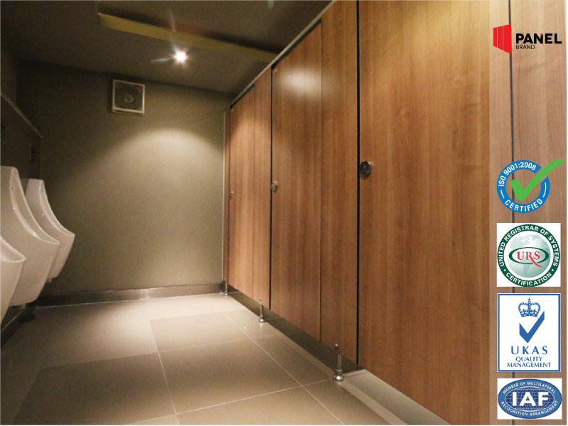 ผนังกั้นห้องน้ำสำเร็จรูป_กันน้ำ100  รุ่น MFF_0179