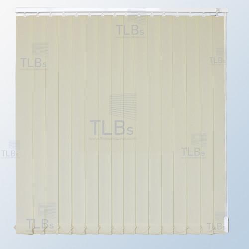 ม่านปรับแสง TLBs โปร่งแสง (เชือกปรับ) ขนาดใบ 8.9 ซม. ผ้า VX-005