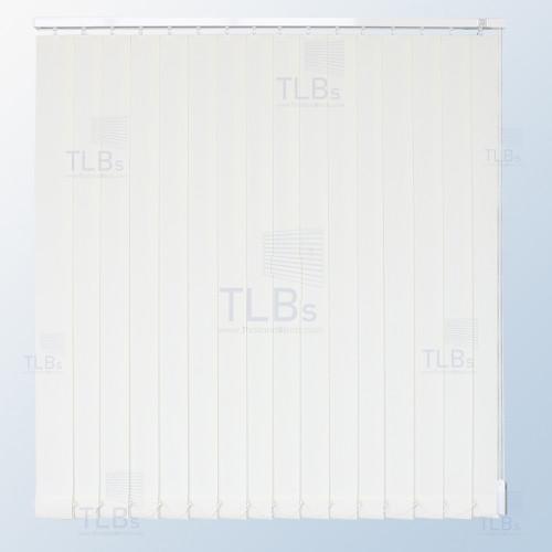 ม่านปรับแสง TLBs โปร่งแสง (เชือกปรับ) ขนาดใบ 8.9 ซม. ผ้า 555A01