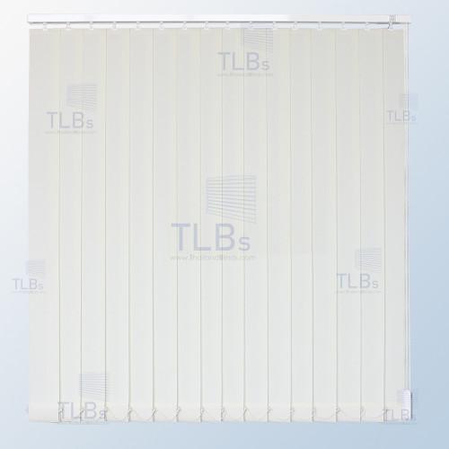 ม่านปรับแสง TLBs โปร่งแสง (เชือกปรับ) ขนาดใบ 8.9 ซม. ผ้า VX-002