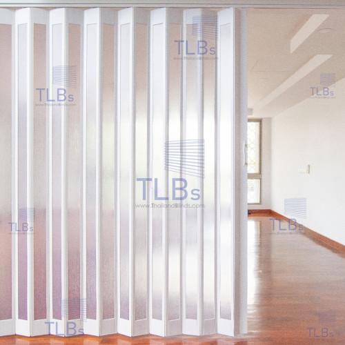 ฉาก TLBs ช่องแสง ยาวตลอดแนว ขนาดใบ 12 ซม.