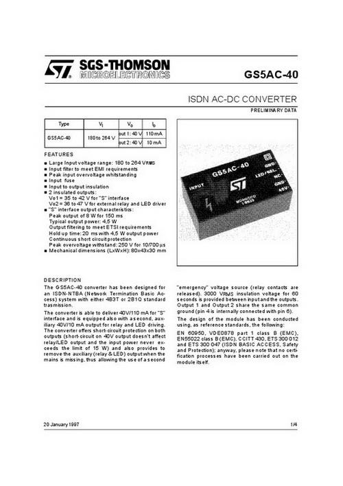 GS5AC-40
