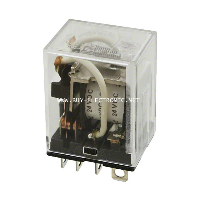 LY2-DC24 OMRON 10A 240VDC
