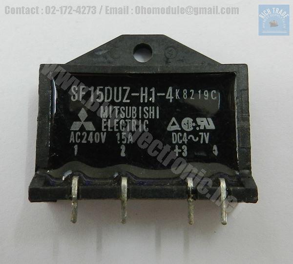 SF15DUZ-H1-4 MITSUBISHI