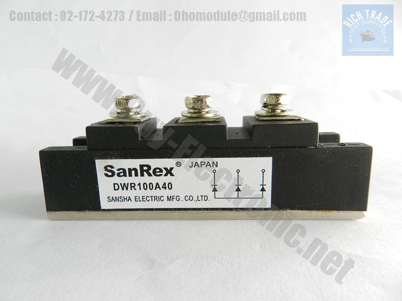 DWR100A40 SANREX