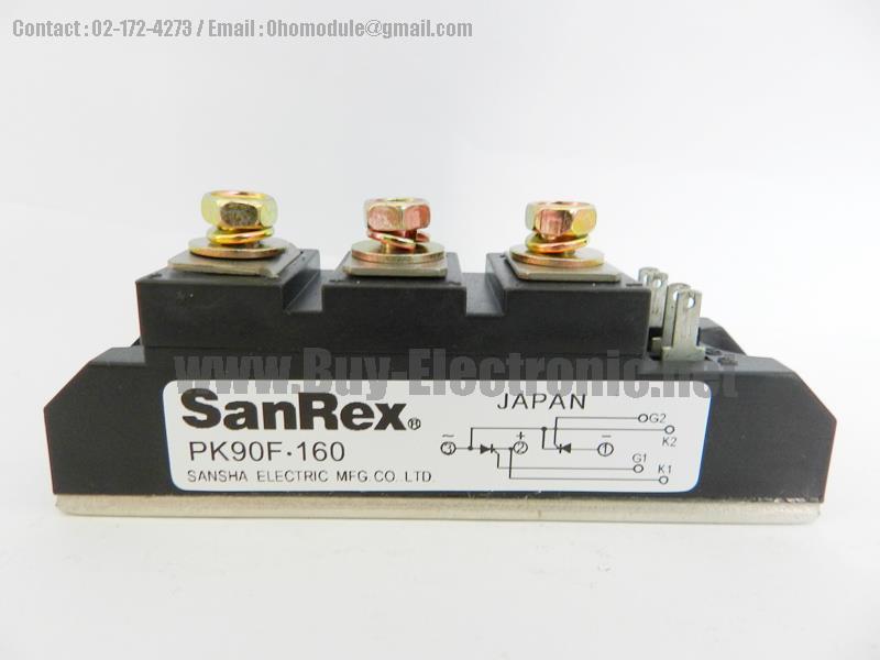 \'PK90F160 Sanrex\' สินค้าใหม่