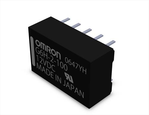 G6H-2-100DC12 OMRON | สินค้าใหม่ ได้ของชัวร์