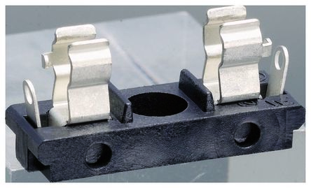 Sato Parts 5A Base Mount Fuse Holder for 5.2 x 20mm Fuse, 125V   สินค้าใหม่ ได้ของชัวร์