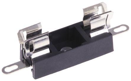 Littelfuse 6.3A Base Mount Cartridge Fuse Holder for mini Fuse, 250V   สินค้าใหม่ ได้ของชัวร์