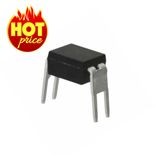 LTV-814A,PDIP-4,AC Input Optocoupler Transistor Output 1 Channel,LITE-ON