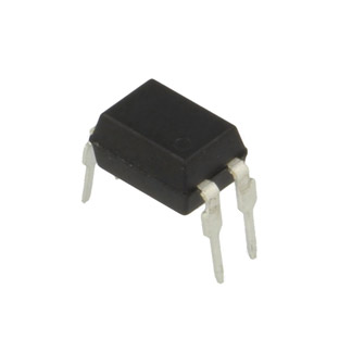 PC817A,PDIP-4,1-Channel Optocoupler Transistor Output,LITE-ON