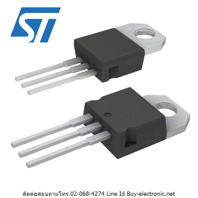 BUL381D TO-220-3 STMicroelectronics | ทรานซิสเตอร์แบบไบโพลาร์
