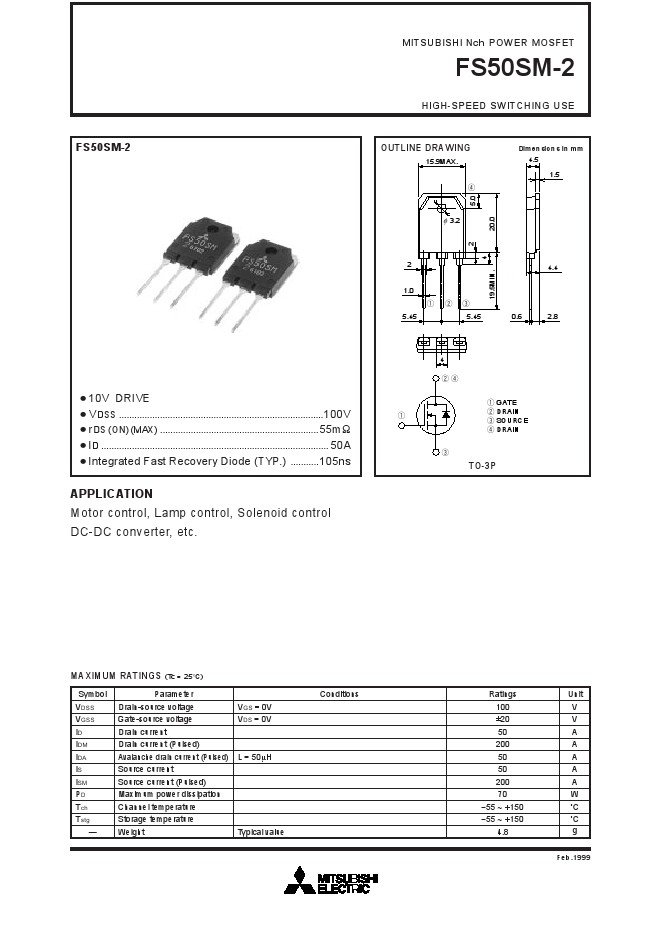 FS50SM-2