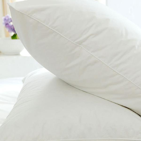 หมอนหนุนใยบอลเกรดเอ ขนาด 19 นิ้ว x 29 นิ้ว (Ball Fibre Pillows)