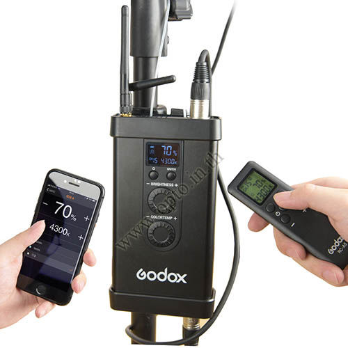 Godox FL150R 150W Bi-Color Flexible LED Light (30 x 120 cm) 3