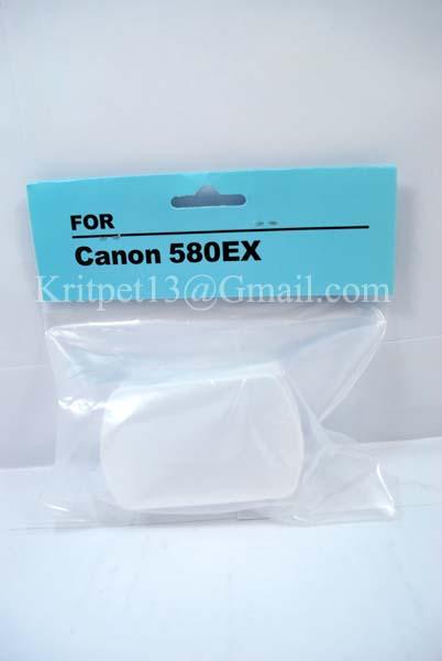 Soft Box Diffuser For Canon 580EX