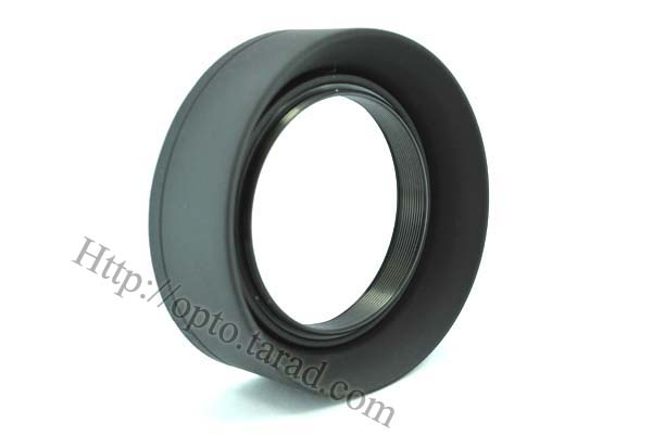3-Stage Rubber Lens Hood 62mm