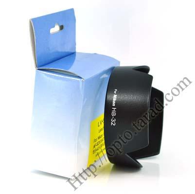 Len Hood For Nikon HB-32 for Len 18-140 / 18-105 / 18-135