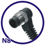 Extra cable N8 For Nikon D200/D300/D2Xs/D3/D800