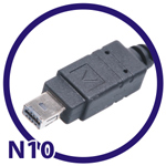 Extra cable N10 For Nikon D90/D5000