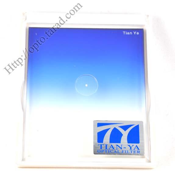 TianYa Gradual blue Plexiglas For Cokin P Series