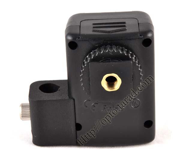 Wireless Flash Trigger PT-04NE set with Umbrella Holder 1 Receiver 2