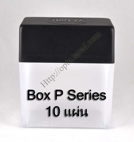 Box Storage Case for Cokin P Series 10 Sheet