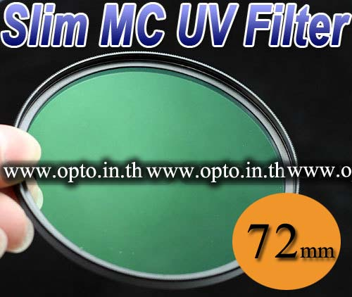 PRO1 UV MC 13Layer Digital Ultra Slim(1mm)Multi-Coated 72mm.