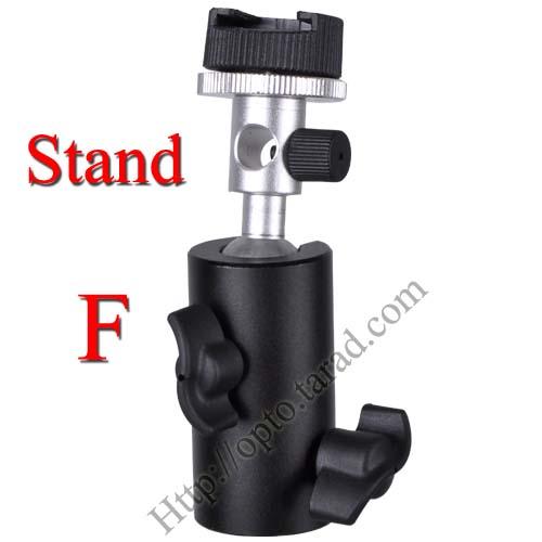 Stand F  DSLR Flash Shoe Umbrella Holder Swivel Light