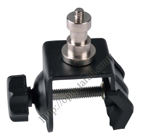 C-Type clamp with metal head for size 13-38mm. (CB-01)