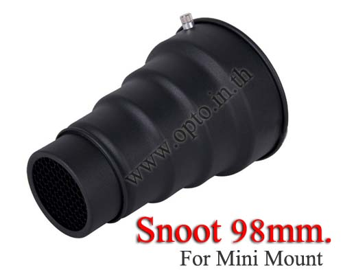 Snoot Light Control with universal adapter ¢98