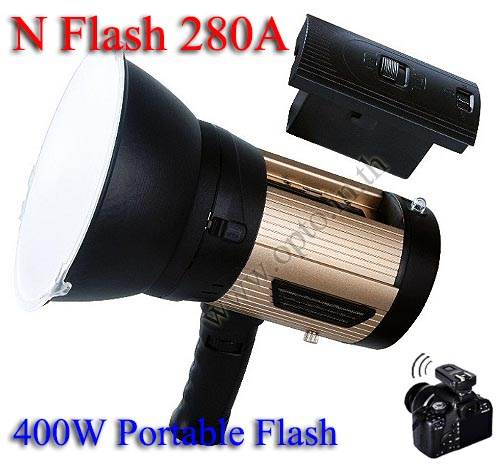 Wireless Portable Flash Studio N Flash 280A