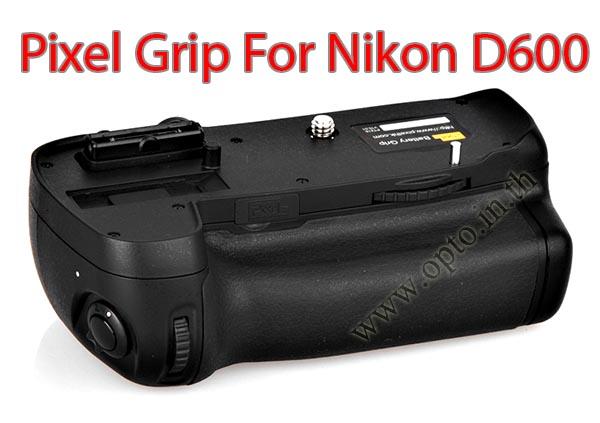 Pixel D14 Premium Grip for Nikon D600 D610 Premier Series (MB-D14)