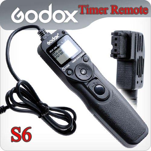 Godox Timer Remote Control MC-36 For Sony S6 A900/A700/A580 Nex