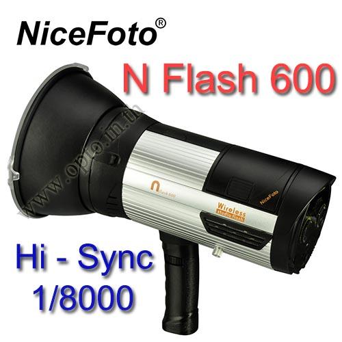 Wireless Portable Flash Studio N Flash 600