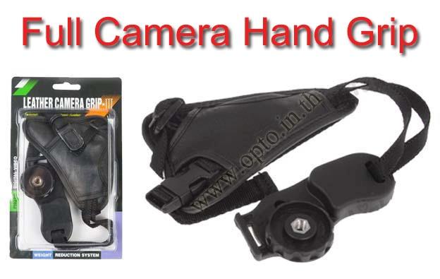 Full Hand Strap Grip for DSLR