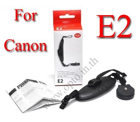 Canon E2 Hand Strap for Camera DSLR