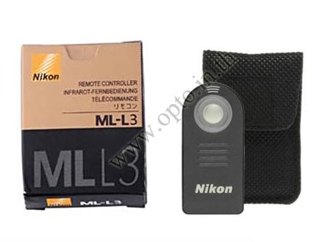 OEM ML-L3 for Nikon IR Infrared Remote