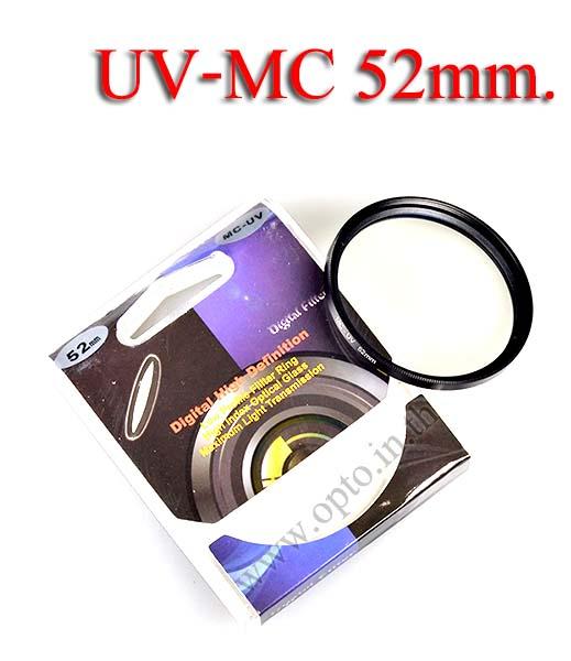 Digital Filter 52mm. UV MC Multi-Coated