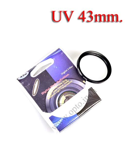 Digital Filter 43mm. UV Filter