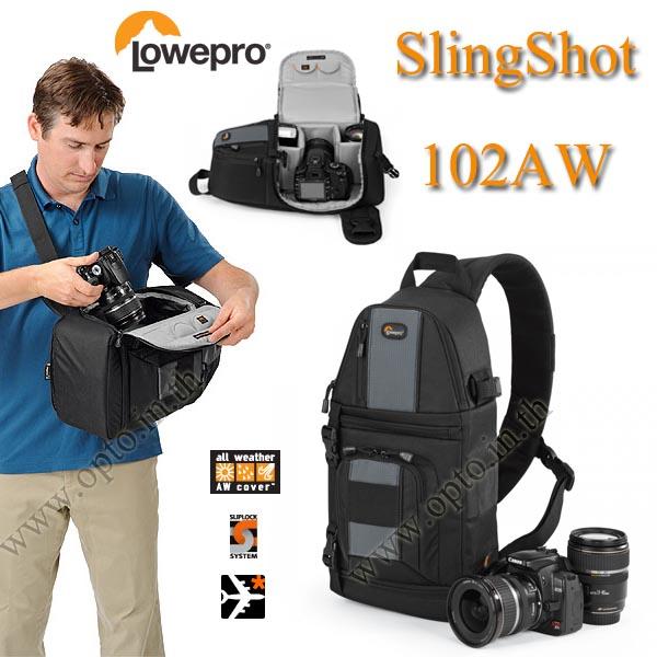 Lowepro Sling Shot 102AW กระเป๋ากล้องสะพายข้าง