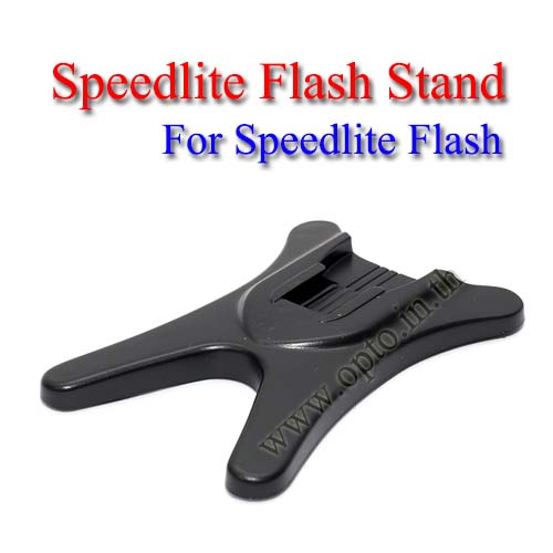 SF-08 Hot Shoe Flash Stand for Canon Nikon Olypmus
