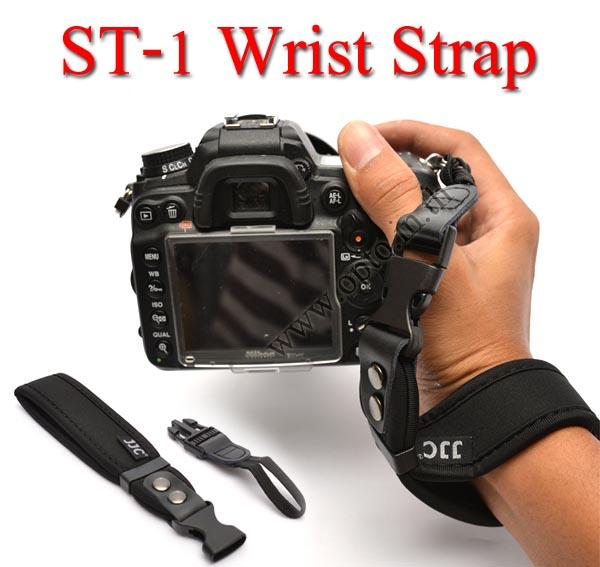 ST-1 ST1 JJC Camera Wrist Hand Strap for Compact and DSLR สายลัดข้อมือกล้อง