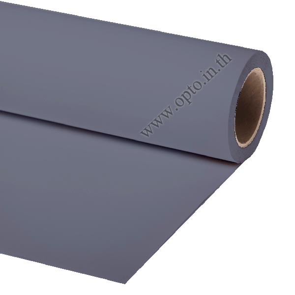 Gray Paper Background Backdrop 2.72x11m. for Chromakey ฉากกระดาษสีเทา Seamless Paper