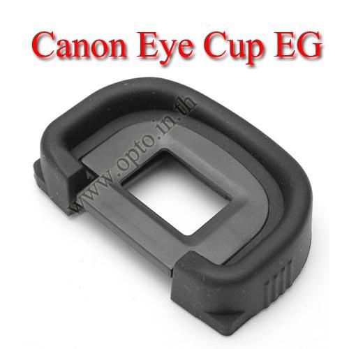 EG Eye Cup For Canon EOS 1D X 1Ds 5D Mark III IV 7D ยางรองตาแคนนอน