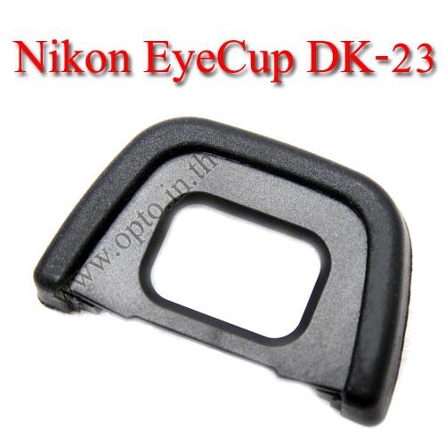 DK-23 Eye Cup For Nikon D7200 D7100 D5000 D300s D300 ยางรองตานิค่อน