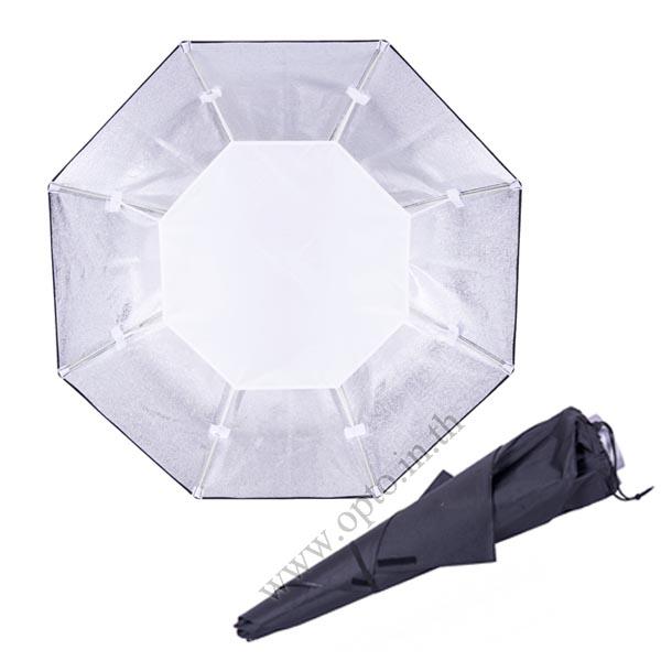 FT-DXSB90 Foldable Light Weight Umbrella Octa Soft Box 90cm ซอฟท์บ๊อกซ์แปดเหลี่ยมไฟสตูดิโอ
