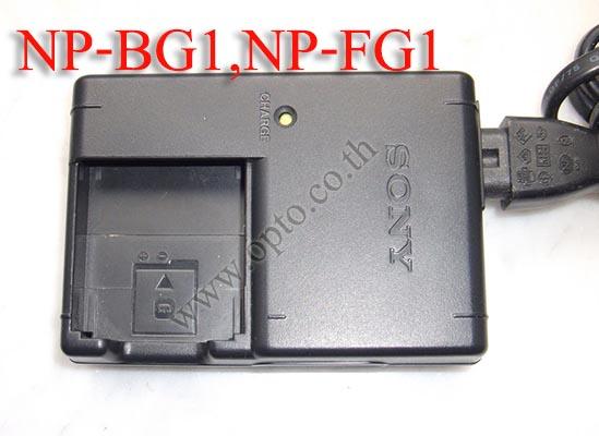 BC-CSGB Battery Charger แท่นชาร์จสำหรับแบตเตอรี่Sony NP-BG1 NP-FG1